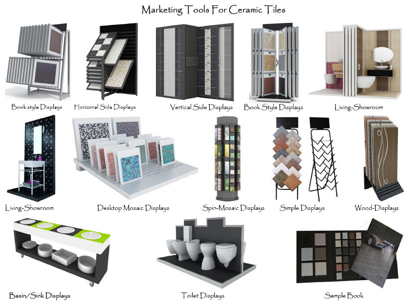 Ceramic Tile Display Stand Rack Sg099 Buy Ceramic Tile