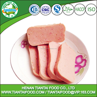 Chicken Type and HALAL Certification chicken luncheon meat