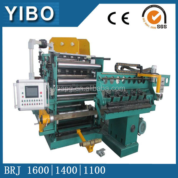 Digital numerical controlled foil winding machine for transformer