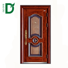 cheap exterior low price entry security steel door section main door design