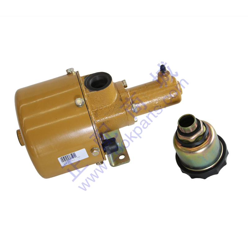 Wheel loader Hydraulic brake parts air booster pump for sale XM60B