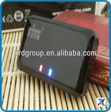 Hot mini and portable fm receiver portable bluetooth with high quality for 2014 gift