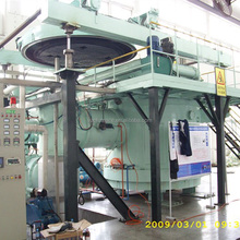Vacuum Medium Frequency Induction Melting Furnace for Foundry Industry