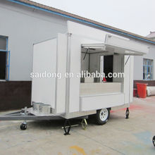 Outdoor Mobile Juice bar Design/Fruit Juice Sale Kiosk Design with Color as Your Request