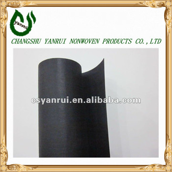 100%polyester needle punch nonwoven fabric nonwoven