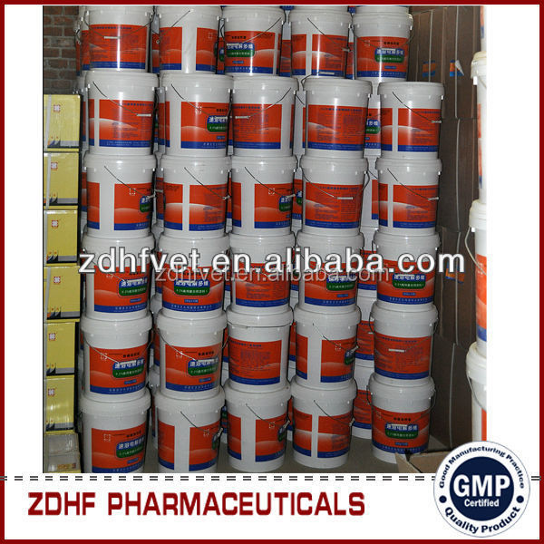poultry medicine GMP factory vitamins and minerals for pigs