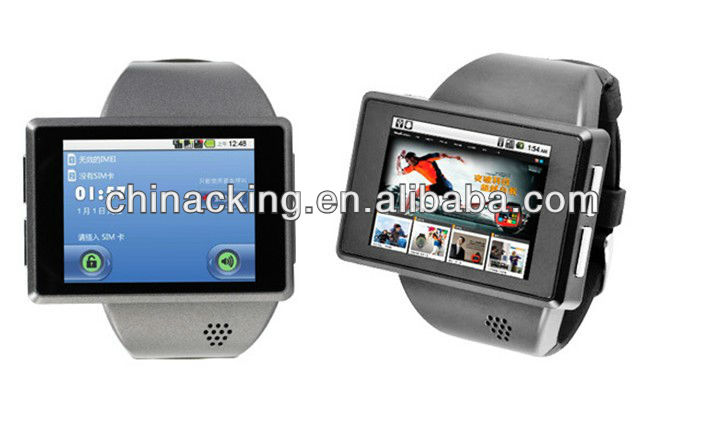 new android 2.2 smart watch phone 2013