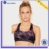 china wholesale ladies seamless sports bra custom sexy yoga sports bra hot backless women soft bra
