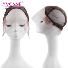 Yvonne Wholesale Small/Medium/Large Full Lace Wig Caps For Making Wigs, Adjustable Wig Cap, Full Lace Wig Caps