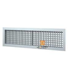 Air Conditioner Ceiling Ventilation Double Deflection Adjustable Air Grille