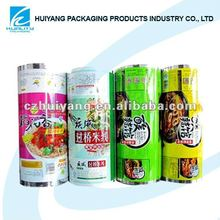 Instant noodles packaging auto film on roll