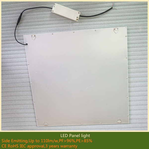 High quality machine grade led panel or troffer high