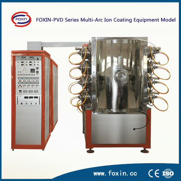 PVD Titanium Plasma Color Coating Machine