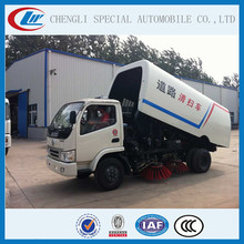 High efficiency Vacuum Road Sweeper Truck price off Suction Sweeping Truck 4x2 Steet Cleaning Vehicle