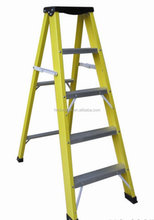 20 years experience producing Fiberglass Extension Step Ladder