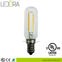 china led tube good price led interior light bulb e14 b15 led smd t25 1w 2w 4w led auto tube lighting