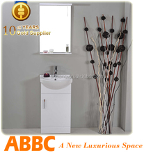 Modern free standing bathroom cabinets made by PRC W-044