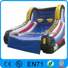 Commercial Inflatable Hoop Shot Basketball Interactive Game from China manufacturer