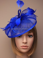 Fashion Hair Accessories Sinamay Fascinator For Party/Church/Race Hat