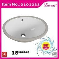 Factory low price Porcelain Ware Steam Room Art Sink