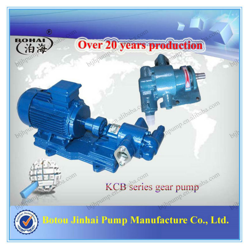 Motor driven horizontal heavy oil pump in oil field from China OEM manufacturer