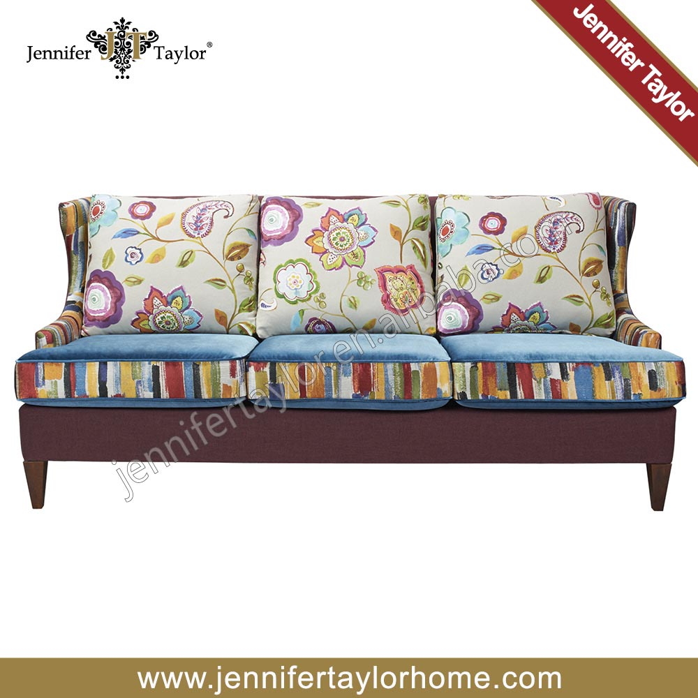 Latest fashion design luxury exotic sofa