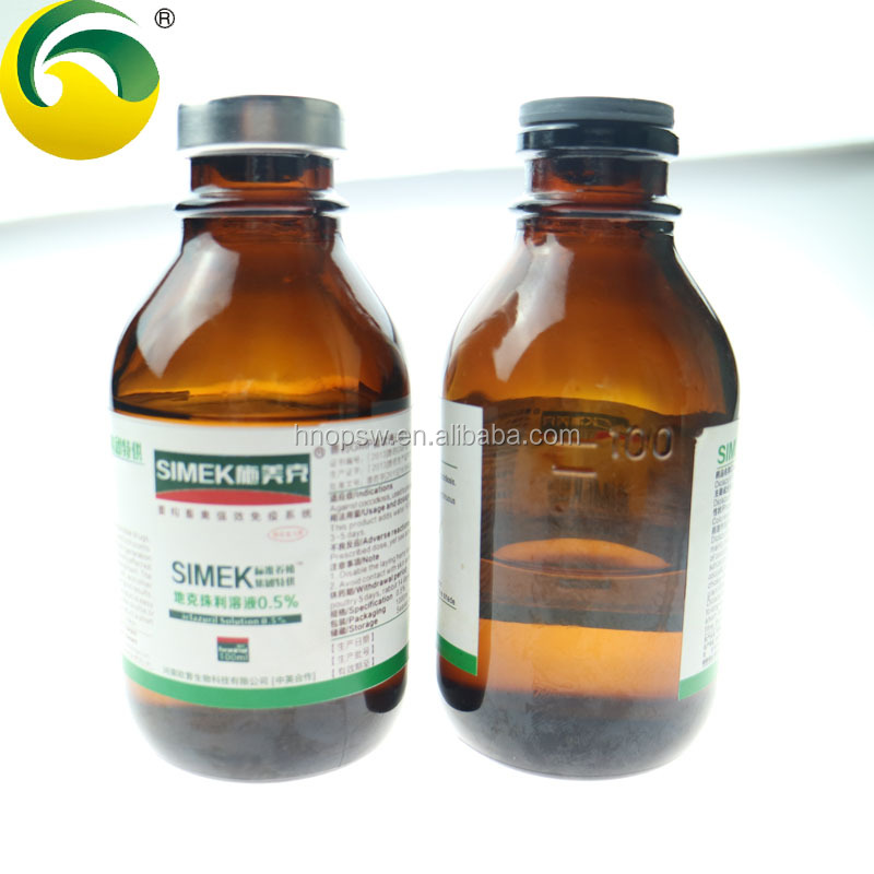 Best Chinese manufacturer high quality veterinary Chincken medicines for poultry and livestock with GMP