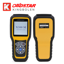 OBDSTAR X300M OBDII Odometer Correction X300 M Mileage Adjust Diagnose Tool (All Cars Can Be Adjusted Via Obd) Update By TF Card