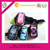 newest fashion stock wholesale Unisex econo waterproof neoprene cellphone sling bag,arm mobile phone bag