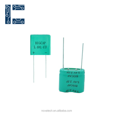 Hot selling 5.4V 0.22F adjustable speed K film capacitor BME005R4L224FA BME005R4L224FB BME005R4L224FC