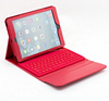 Wholesale for iPad air bluetooth keyboard cover pu leather stand case