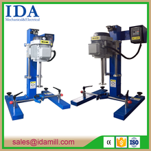 High speed paint disperser mixer | Vertical Beater for paints and inks