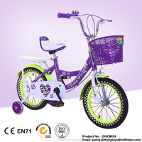 12 inch steel frame free style bicycle /EN standard quality bikes for kids /cute style mini 12inch kids bike