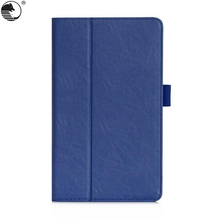 China Wholesale Leather Tablet Cover With Card Holders Custom Tablet Flip Case For LG G Pad V495