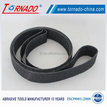 Abrasive Silicon Carbide Polishing Sanding Belt For Wide Belt Sander