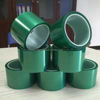 Electrical material green PET tapes