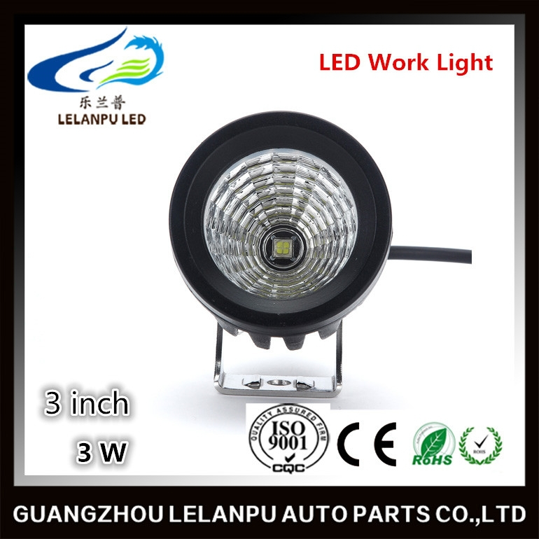 15W led work light off road led light For Suv Atv Offroad Mining Truck Light