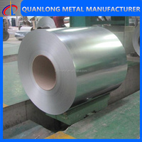 ASTM A653 CS type B hot dipped galvanized steel coil