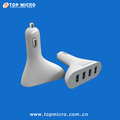 Wholesale MINI Quick Charging 6.8A 4 USB Phone Car Charger