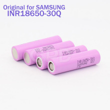 New Arrivals INR18650 30Q Samsung 18650 3000mAh 15A High Power Battery for nitecore flashlight