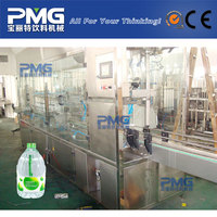 CGF8-8-1 10L automatic barrel water filling machine