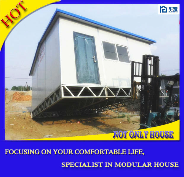 Custom eco friendly mobile homes