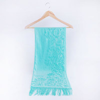Hot Selling 100 Polyester Soft Pashmina