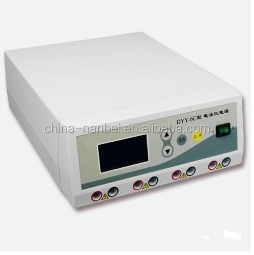 Best quality horizontal mini modular lab gel electrophoresis