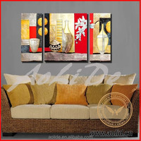 Blank Stretched Art Canvas With Frame