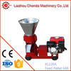 Diesel engine powered poultry feed machine feed pellet machine price