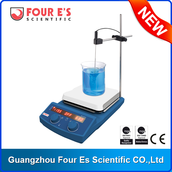 2 years warranty 5 inch heating eletronic automatically hot plate magnetic stirrer