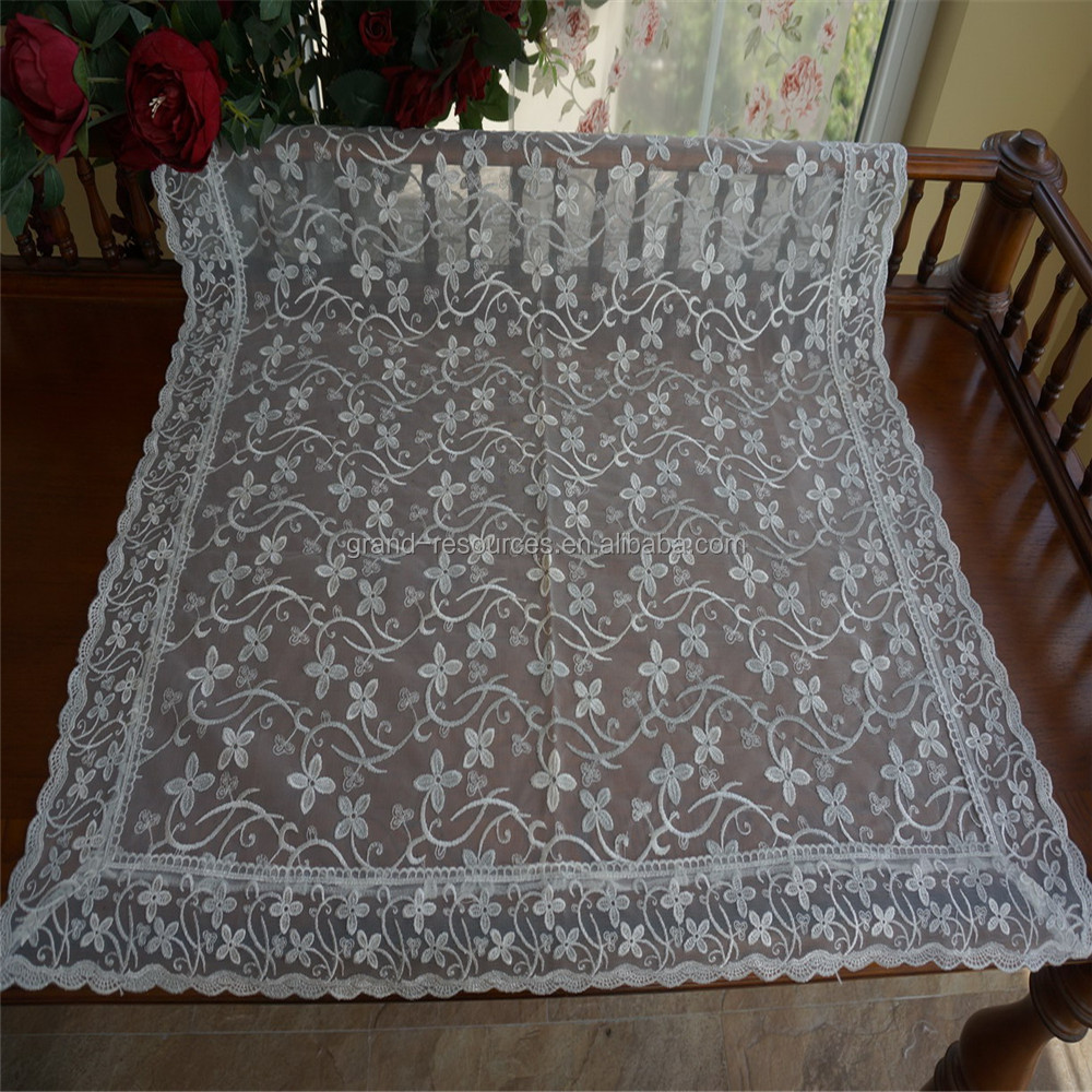 New lace design Tablecloth good looking