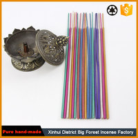 Aromatic natural smokeless incense joss stick