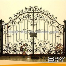 Wrought iron door designs picture